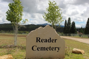 Reader Cemetary