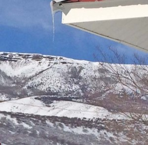 Icicle and Battle Mountain