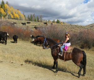 Maeve--the stylish cowgirl